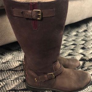 UGG Thomsen Tall Waterproof Boots Size 8.5